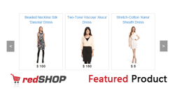 Owl Carousel Featured Product for redSHOP module