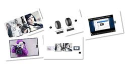 CSS3 Photo Gallery module