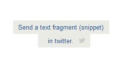 Tweetable plugin